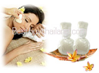herbal compres ball for face