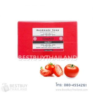สบู่มะเขือเทศ tomato soap